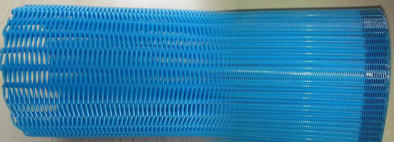 Thermo Fixed Polyamide Filter Cloth Belt Screen